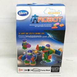 Конструктор Робот (24 дет) GLB-527
