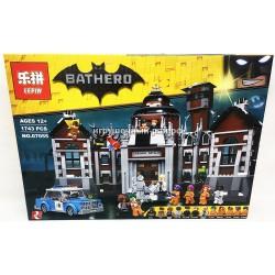 Конструктор Бэтмен (Lepin, 1743 дет) 07055