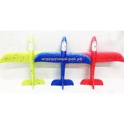 Самолет из пенопласта (малый, со светом) 2126-23