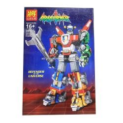 Конструктор Робот (Lele, 2334 дет) 39125