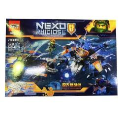 Конструктор Нексо Найтс (QS08, 362+ дет) 70335L