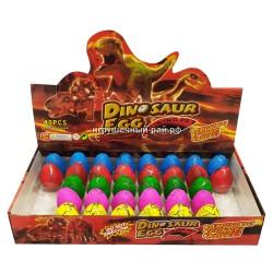 Растущие яйца динозавров в боксе 40 шт 27844