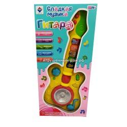 Музыкальная гитара 2808E-2818E