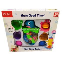 Набор игрушек для купания 5511