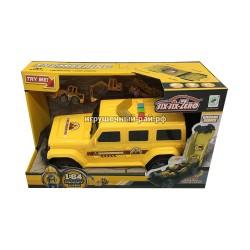 Машинка (свет и звук) 660-A255