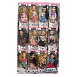 Куклы в боксе 12 шт 266A