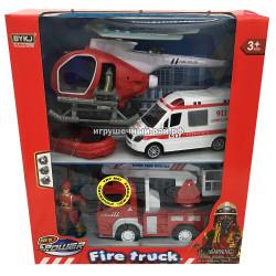 """Набор """"Пожарная техника"""" 9931C"""