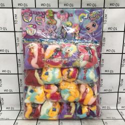Куклы Сахарная милашка на блистере CL5067