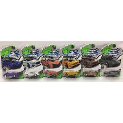 Машинка на блистере (ассортимент, цена за 1 шт) 003