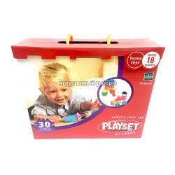 Конструктор для детей (30 дет) GLB057