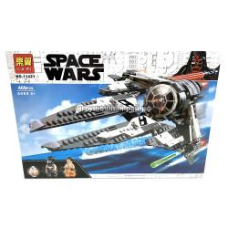 Конструктор Звёздные войны (Lari, 408 дет) 11421