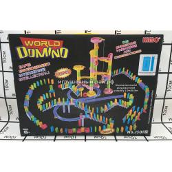 Настольная игра Домино (228 дет) 1501