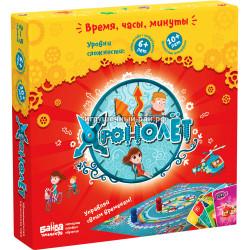 Настольная игра Хронолёт УМ072