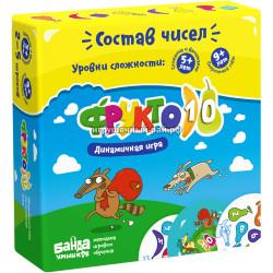 Настольная игра Фрукто 10 УМ002