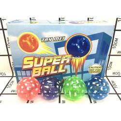Супер мячики в боксе 12 шт 7.5CM xuehua-HBA-56