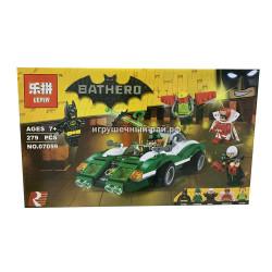 Конструктор Бэтмен (Lepin, 279 дет) 07059