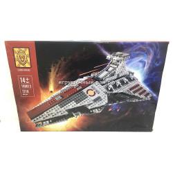 Конструктор Космический корабль (Lion king, 1218 дет) 180013