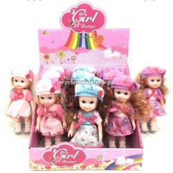Куклы бокс из 12 шт 170991