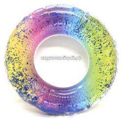 Надувной круг для плавания (диаметр 55 см) 1214-2