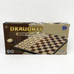 Магнитные шашки 2204