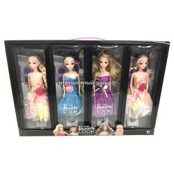 Куклы (набор из 4 шт) ZR-051