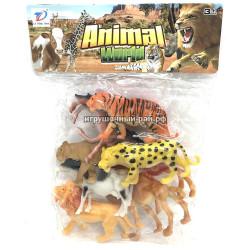 Фигурки Дикие животные в упаковке 999B-6