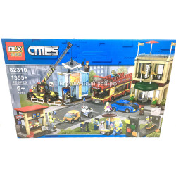 Конструктор Сити (BLX, 1355 дет) 82310