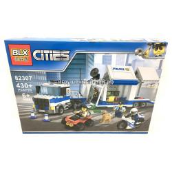 Конструктор Сити (BLX, 430 дет) 82307