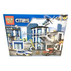 Конструктор Сити (BLX, 982 дет) 82306