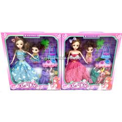 Кукла с набором одежды T8814B