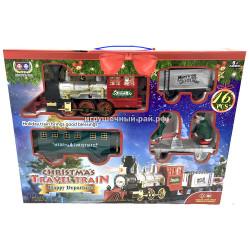 Железная дорога Рождество 249