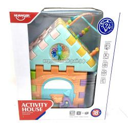 Логическая игрушка для малышей HE0528