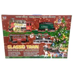 Железная дорога Рождество 223