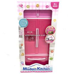 Кухонный шкаф (свет и звук) QFW26211-PW-4