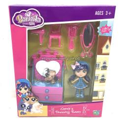 Кукла с набором мебели 60225