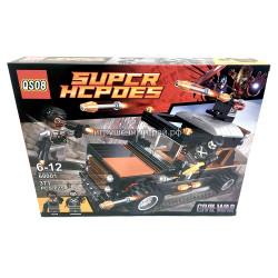 Конструктор Супер-герои (QS08, 371 дет) 68001