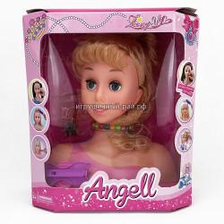 Кукольная голова для причесок 3818