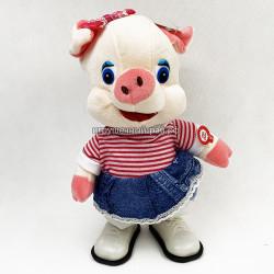 Интерактивная игрушка Свинка 1736