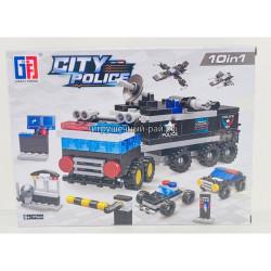 Конструктор Сити Полиция (GF, 175 дет) 123-303