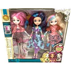 Куклы Эвер Афтер Хай набор из 3 шт 2118AC