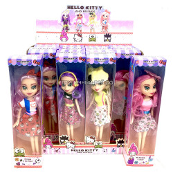 Куклы Кэт бокс из 12 шт QS1002