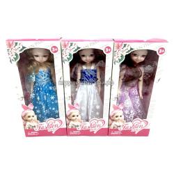 Кукла (ассортимент, цена за 1 шт) SM129B14-SM128