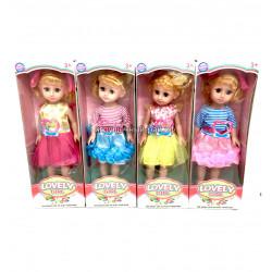 Кукла (ассортимент, цена за 1 шт) 3321-125