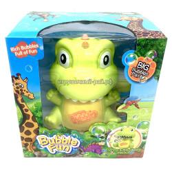 Игрушка для запуска мыльных пузырей Динозавр KM1388-8