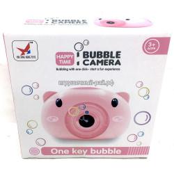 Мыльные пузыри камера Свинка YM868-AA7