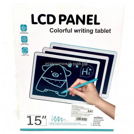 Электронный планшет для рисования (15 дюймов) 1501 (8)