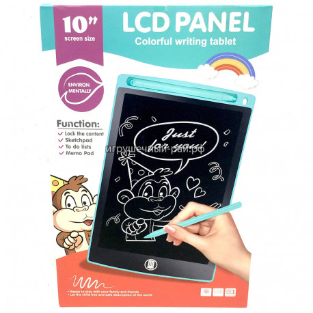 Электронный планшет для рисования (10 дюймов) 1001C