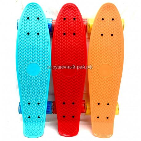 Скейтборд (ассортимент) 6022 (3)