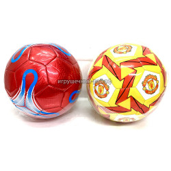 Футбольный мяч (диаметр 22 см, ассортимент)
