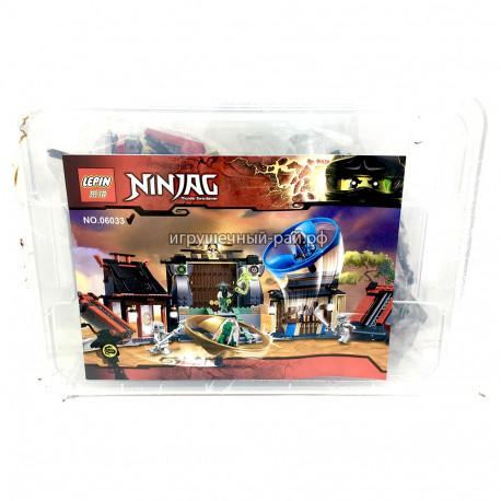 Конструктор Ниндзяго (Lepin, 723 дет) в кейсе 06033 (2)